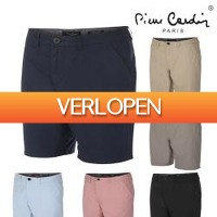 One Day Only: Pierre Cardin chino shorts