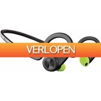 Coolblue.nl 3: Plantronics Backbeat Fit zwart