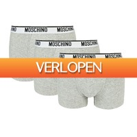 Onedayfashiondeals.nl 2: 3-pack Moschino boxershorts