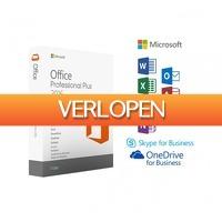 Koopjedeal.nl 2: Microsoft Office Professional Plus (2016) Softwarepakket