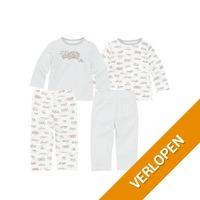 2-pak baby pyjama's