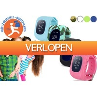 VoucherVandaag.nl 2: GPS tracker kinderhorloge