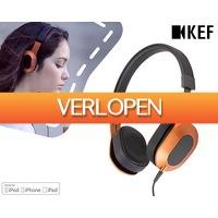 1DayFly Tech: KEF m400 on-ear headphone