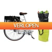 CheckDieDeal.nl: Bikezac fietstas
