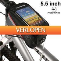 Multismart.nl: Universele smartphone fietshouder