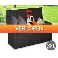 Voordeelvanger.nl: Tuinbox houtlook