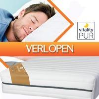 Euroknaller.nl: Vitality Pur drukverlagend matras