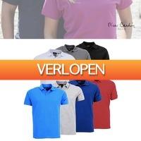 Dealqlub.com: Pierre Cardin polo's - 10 kleuren