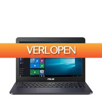 Wehkamp Dagdeal: Asus VivoBook R417WA-GA046T 14 inch laptop