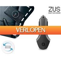 1DayFly Tech: Nona ZUS multifunctionele autolader