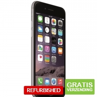 Premium Refurbished iPhone 6 64GB zwart