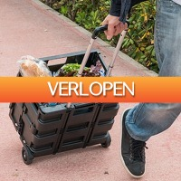 CheckDieDeal.nl 2: Opvouwbare trolley
