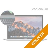Apple 15.4 inch MacBook Pro 2016