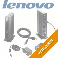 Lenovo Enhanced Port Replicator laptop docking station