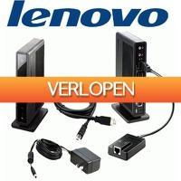 Uitbieden.nl: Lenovo Enhanced Port Replicator laptop docking station