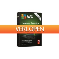 Groupon 2: AVG Internet Security software