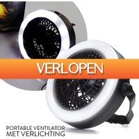 DealDigger.nl 2: Draagbare ventilator