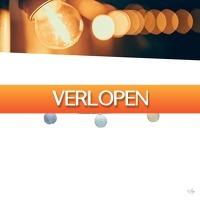 Wilpe.com - Elektra: Solar LED-slinger