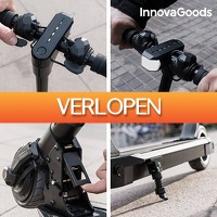 GroupActie.nl: Vouwbare elektrische scooter