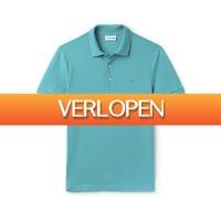Onedayfashiondeals.nl: Lacoste slim-fit polo