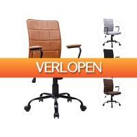 Dealwizard.nl: Bureaustoel Padrone
