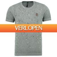 Brandeal.nl Casual: Blackrock  T-shirt met print