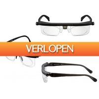 ClickToBuy.nl: Bril met verstelbare sterkte