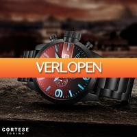 Watch2Day.nl 2: Cortese Gran Torino Black Chronographs