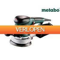 iBOOD DIY: Metabo SXE 450 Turbotec excenterschuurmachine