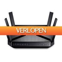 Wehkamp Dagdeal: TP-Link Archer C3200 router