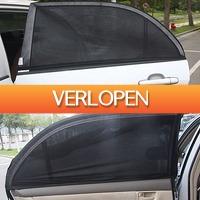 Uitbieden.nl: Universeel zonnescherm voor autodeur