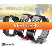 Voordeelvanger.nl 2: Smartwatch Activity Tracker Smart & Sport