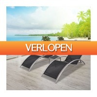 VidaXL.nl: vidaXL ligbeddenset