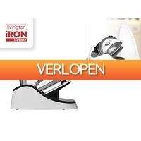 DealDonkey.com: Livington Iron Deluxe stoomstrijkijzer
