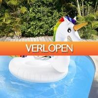 Xenos.nl: Luchtbed unicorn XXL