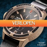 Watch2Day.nl 2: Haemmer Rebellica Arzu Chronograph Limited Edition DCR-03