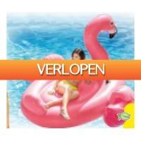 Warentuin.nl: OB VR opblaasbare Flamingo