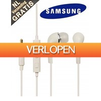 Mob-Com: Samsung in-ear oordopjes