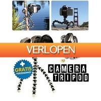 KoopjeNU: Flexibele mini camera statief
