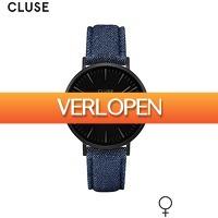 Dailywatchclub.nl: CLUSE La Boheme CL18507 horloge
