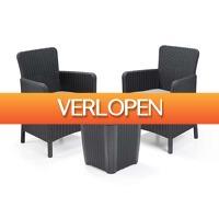 Leenbakker.nl: Allibert balkonset Trenton