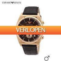 Dailywatchclub.nl: Emporio Armani AR0371 herenhorloge