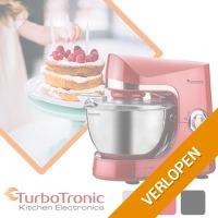 TurboTronic Pro-Mix stand mixer