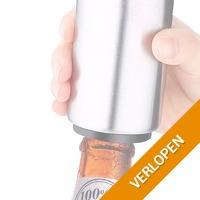 Automatische RVS (bier) flesopener