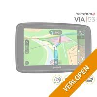 TomTom VIA 53 navigatiesysteem