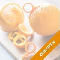 Set van 4 citrusschillers