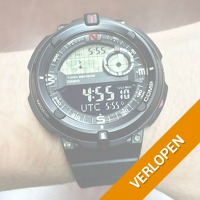 Casio Sports Chronograph | SGW-600H-1BER