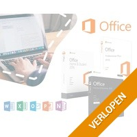 Microsoft Office 2016 voor Mac of Windows
