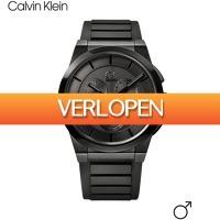 Dailywatchclub.nl: Calvin Klein Dart horloge
