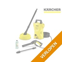 Karcher K2 Basic Home hogedrukreiniger